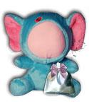 Говорящая игрушка фотосувенир Слон