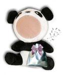 Говорящая игрушка фотосувенир Панда