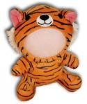 """Фотосувенир мягкая игрушка """"Тигр"""""""