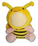 "Фотосувенир мягкая игрушка ""Пчёлка"""
