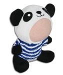 """Фотоподарок """"Панда в тельняшке"""""""